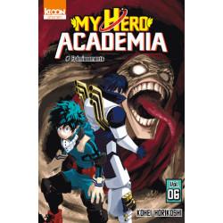MY HERO ACADEMIA T06