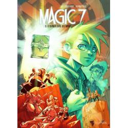 MAGIC 7 - TOME 9 - LE DERNIER LIVRE DES MAGES