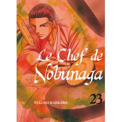 LE CHEF DE NOBUNAGA T23
