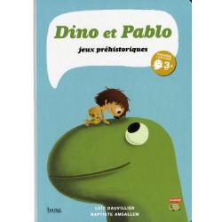 DINO ET PABLO JEUX PRÉHISTORIQUES