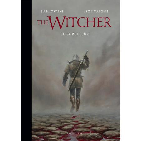 L'UNIVERS DU SORCELEUR (WITCHER) : THE WITCHER ILLUSTRÉ : LE SORCELEUR