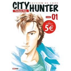 CITY HUNTER T01 (PRIX DÉCOUVERTE)
