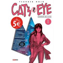 CAT'S EYE T01 (PRIX DÉCOUVERTE)