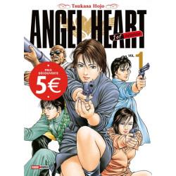 ANGEL HEART SAISON 1 T01 (PRIX DÉCOUVERTE)