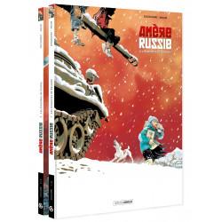 AMÈRE RUSSIE - PACK PROMO HISTOIRE COMPLÈTE