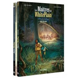 LES MAÎTRES DE WHITE PLAIN  - PACK PROMO HISTOIRE COMPLÈTE
