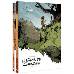 L'ENVOLÉE SAUVAGE - PACK PROMO VOLUMES 01 ET 02