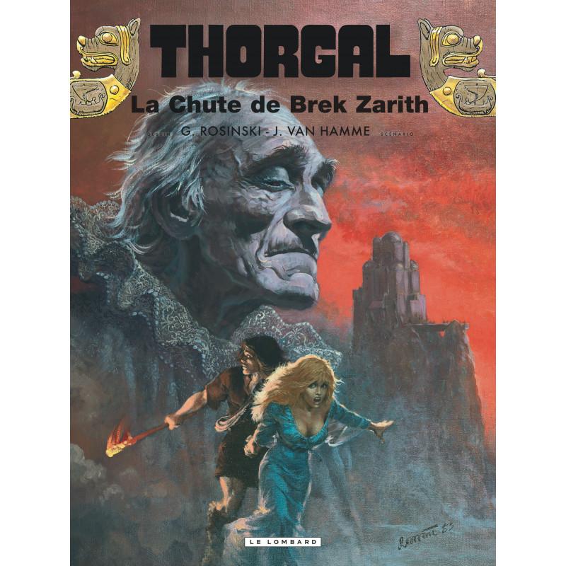 THORGAL - 6 - LA CHUTE DE BREK ZARITH