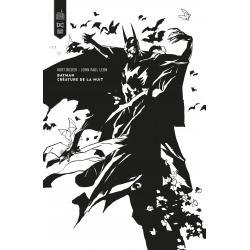 BATMAN - CRÉATURE DE LA NUIT - TOME 0