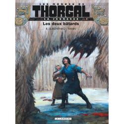 THORGAL (LES MONDES DE) - LA JEUNESSE DE THORGAL - 8 - LES DEUX BÂTARDS