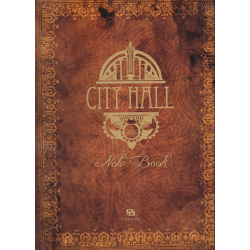CITY HALL NOTE BOOK