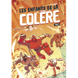 ENFANTS DE LA COLÈRE (LES) - TOME 2