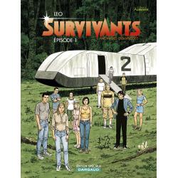 SURVIVANTS - TOME 1 - ANOMALIES QUANTIQUES - EPISODE 1 (OP LEO)