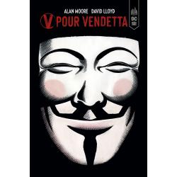 V POUR VENDETTA- EDITION BLACK LABEL  - TOME 0