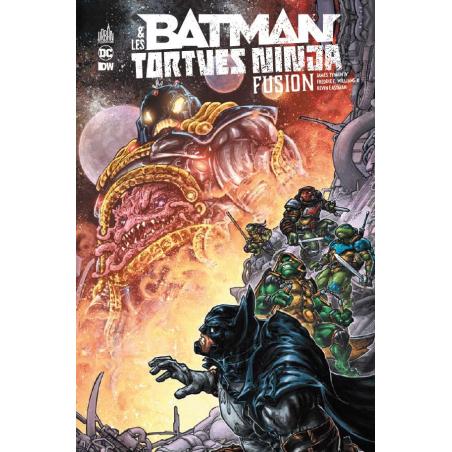BATMAN TMNT FUSION - TOME 0