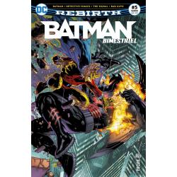 BATMAN BIMESTRIEL (URBAN COMICS) - TOME 5