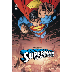 SUPERMAN : UP IN THE SKY - TOME 0