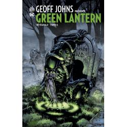 GEOFF JOHNS PRESENTE GREEN LANTERN INTEGRALE - TOME 6
