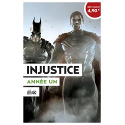MEILLEUR DE DC COMICS (LE) - 10 - INJUSTICE : ANNÉE UN