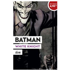 MEILLEUR DE DC COMICS (LE) - 1 - BATMAN : WHITE KNIGHT