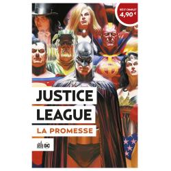 MEILLEUR DE DC COMICS (LE) - 6 - JUSTICE LEAGUE : LA PROMESSE