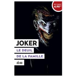 MEILLEUR DE DC COMICS (LE) - 8 - JOKER : LE DEUIL DE LA FAMILLE