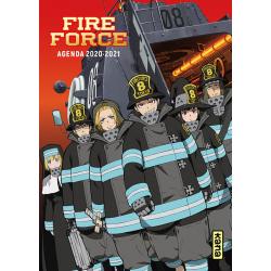 AGENDA FIRE FORCE 2020-2021