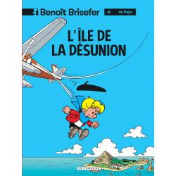 BENOÎT BRISEFER - 9 - L'ÎLE DE LA DÉSUNION
