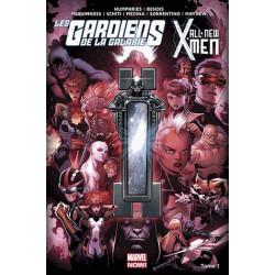 GARDIENS DE LA GALAXIE (LES) - ALL-NEW X-MEN (MARVEL NOW!) - 1 - LE VORTEX NOIR (I)