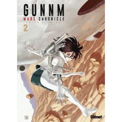 GUNNM MARS CHRONICLE - TOME 2
