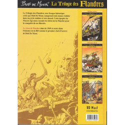 TRILOGIE DES FLANDRES (LA) - 1 - LES GARS DE FLANDRE