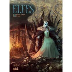 ELFES - 16 - ROUGE COMME LA LAVE