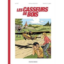 LES CASSEURS DE BOIS