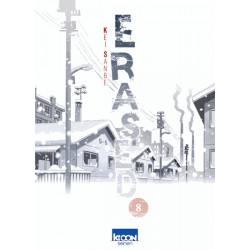 ERASED - 8 - VOLUME 8