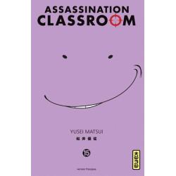 ASSASSINATION CLASSROOM - 15 - TEMPÊTE