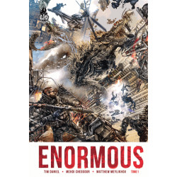 ENORMOUS - 1 - EXTINCTION LEVEL EVENT