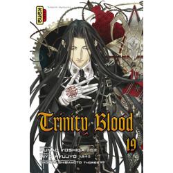 TRINITY BLOOD - TOME 19