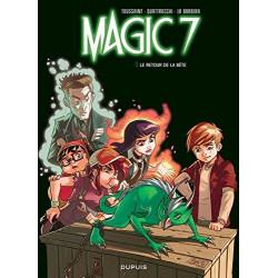 MAGIC 7 - 3 - LE RETOUR DE LA BÊTE !