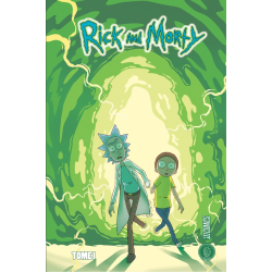 RICK AND MORTY - TOME 1