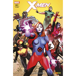 X-MEN (MARVEL FRANCE 6E...