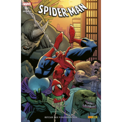 SPIDER-MAN (MARVEL FRANCE...