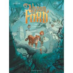 ALYSON FORD - TOME 01 - LE TEMPLE DU JAGUAR