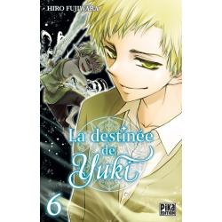 DESTINÉE DE YUKI (LA) - TOME 6