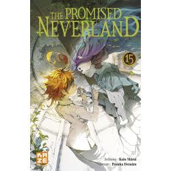 PROMISED NEVERLAND (THE) - 15 - L'ENTRÉE
