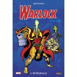 WARLOCK (L'INTÉGRALE) - 2 - L'INTÉGRALE 1975-1977