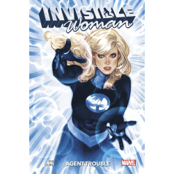 INVISIBLE WOMAN : AGENT...