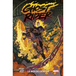 GHOST RIDER T01 : LE ROI DE...