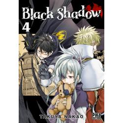 BLACK SHADOW - TOME 4