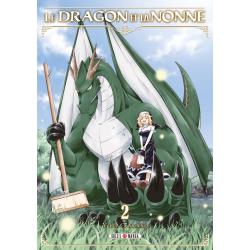 DRAGON ET LA NONNE (LE) - TOME 2
