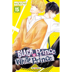 BLACK PRINCE & WHITE PRINCE - TOME 15